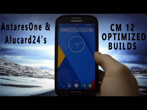 AntaresOne & Alucard24's optimized CM12 builds - 5.0.2 Lollipop I9505 - WICKED ANDROID HD