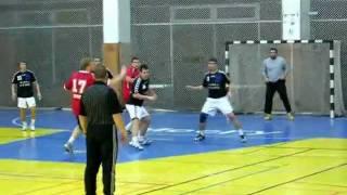 Московский гандбол.