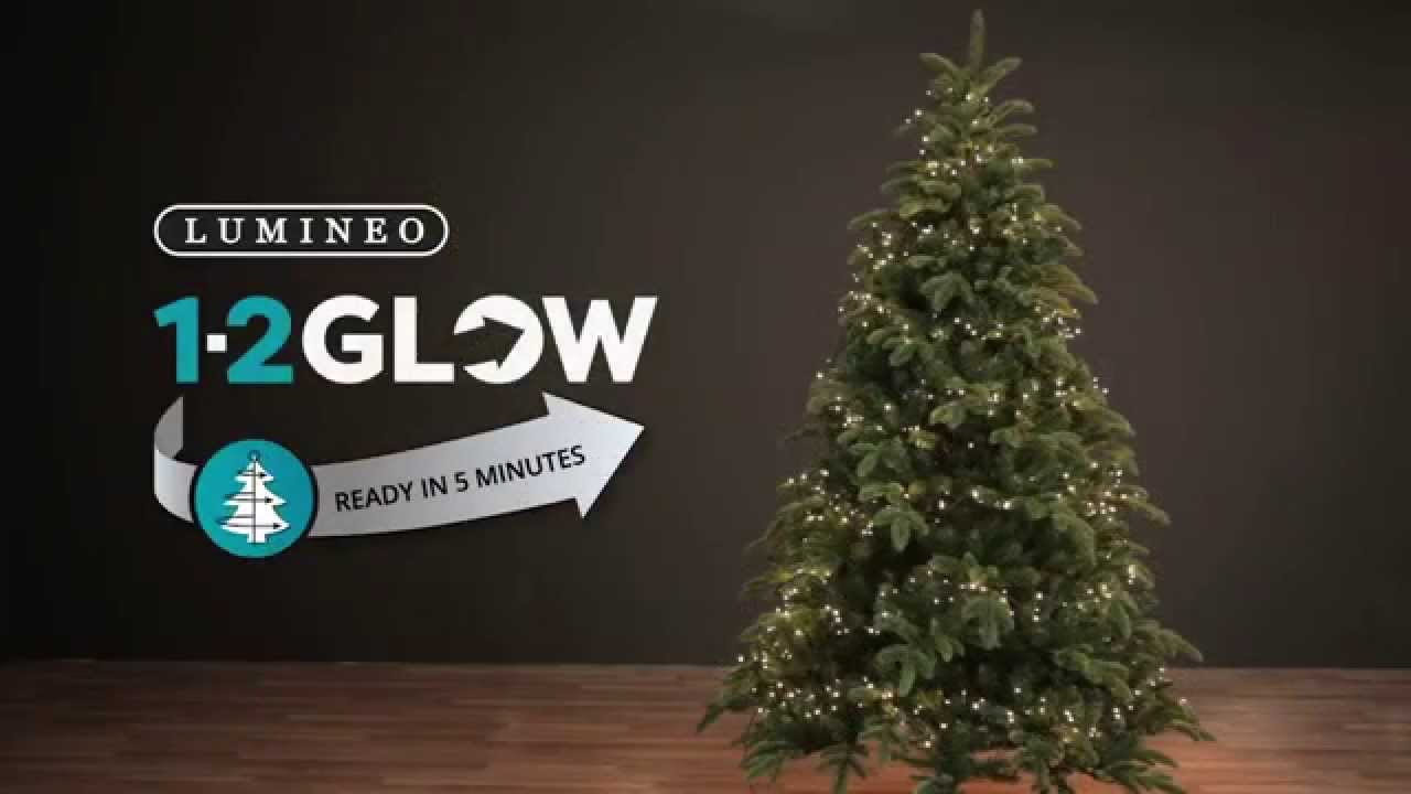 Features of Kaemingk Lumineo 1, 2, Glow! LED Christmas Lights - YouTube