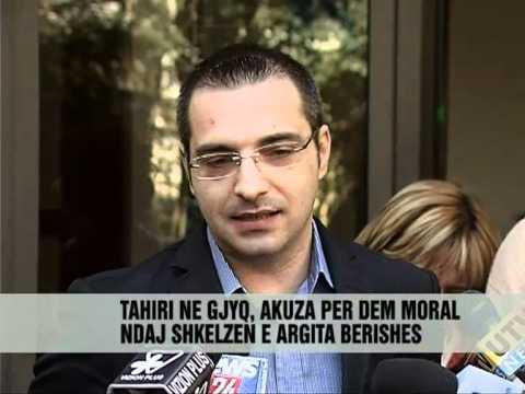 Tahiri përballë familjes Berisha - Vizion Plus - News - Lajme
