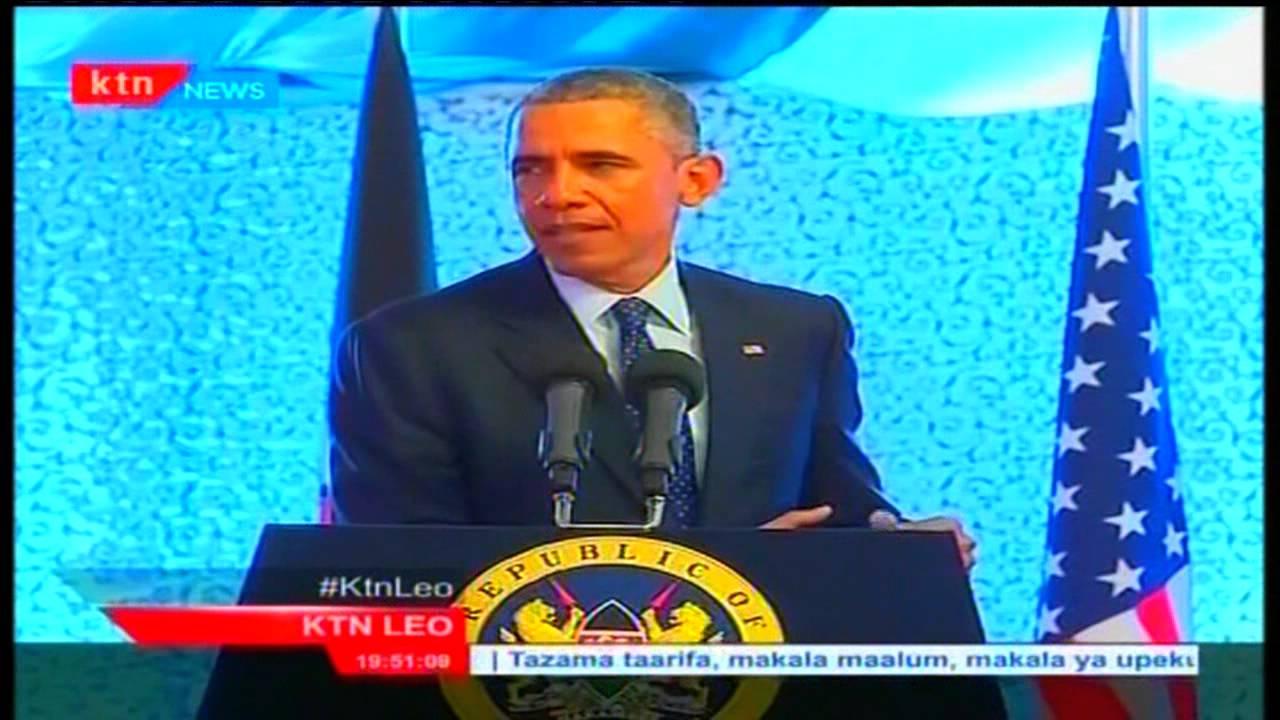 Download Hafla ya Ikulu iliyoandaliwa kwa heshima ya Rais Obama yawacha wakenya na maswali mengi