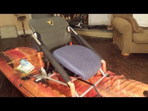 Kayak Giveaway Build Part 3 P: Lift Assist Seat