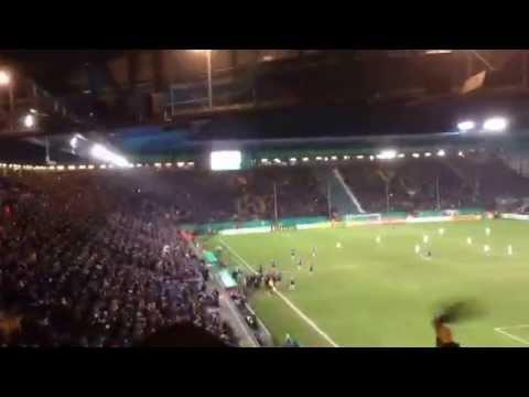 Arminia vs Bremen Achtelfinale DFB Pokal 2014