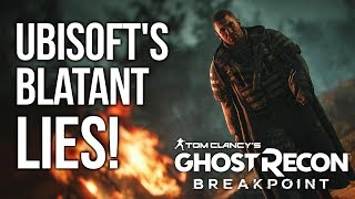 Ubisoft Respond To Outrage With Blatant Lies & We're Not Having It