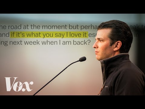 Why Donald Trump Jr.'s emails change everything