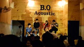 xe đạp Dấu mưa- CLB Guitar ĐH TDM ( Tại B.O Coffee Acoustic )