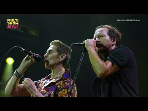 Pearl Jam - Mountain Song with Perry Farrell (live @ Lollapalooza Brazil 2018)