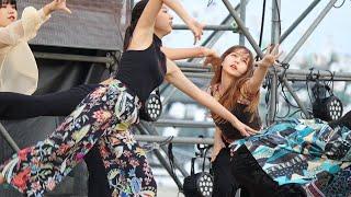 ダンスステージ・InneR(横浜開港祭)