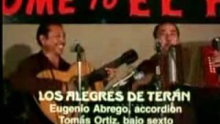 LOS ALEGRES DE TERAN & LOS TREMENDOS GAVILANES - Mi Borrachera