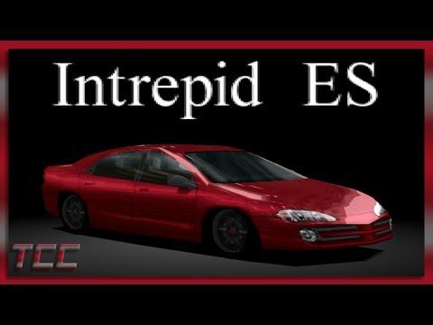 PS1 Gran Turismo 2: Dodge Intrepid ES on Grand Valley Speedway