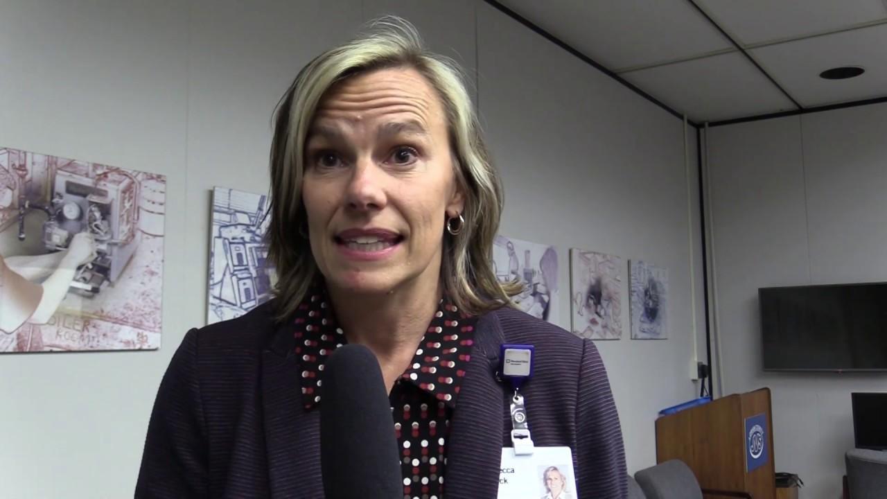 Cleveland Clinic Avon Visits JVS