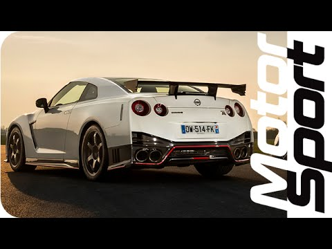 Nissan GT-R Nismo : Lap Time on Magny-Cours Club