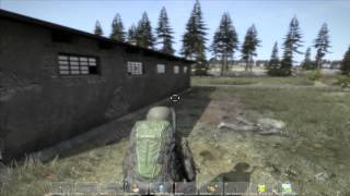 Tutoriál jak hrát DayZ Standalone Warez Multiplayer CZ