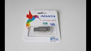 ADATA UV130 16GB - unboxing