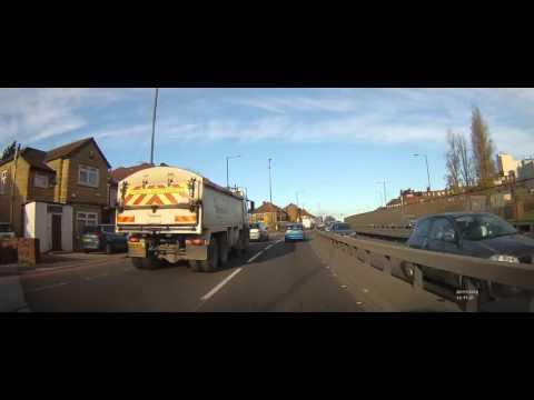 A406 North Circular Road Neasden London