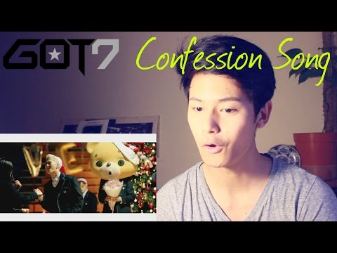 GOT7 - 고백송(Confession Song) M/V Reaction (CUTEEEE!!!)