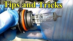 How to Replace a Headlight Bulb (Tips and Tricks)