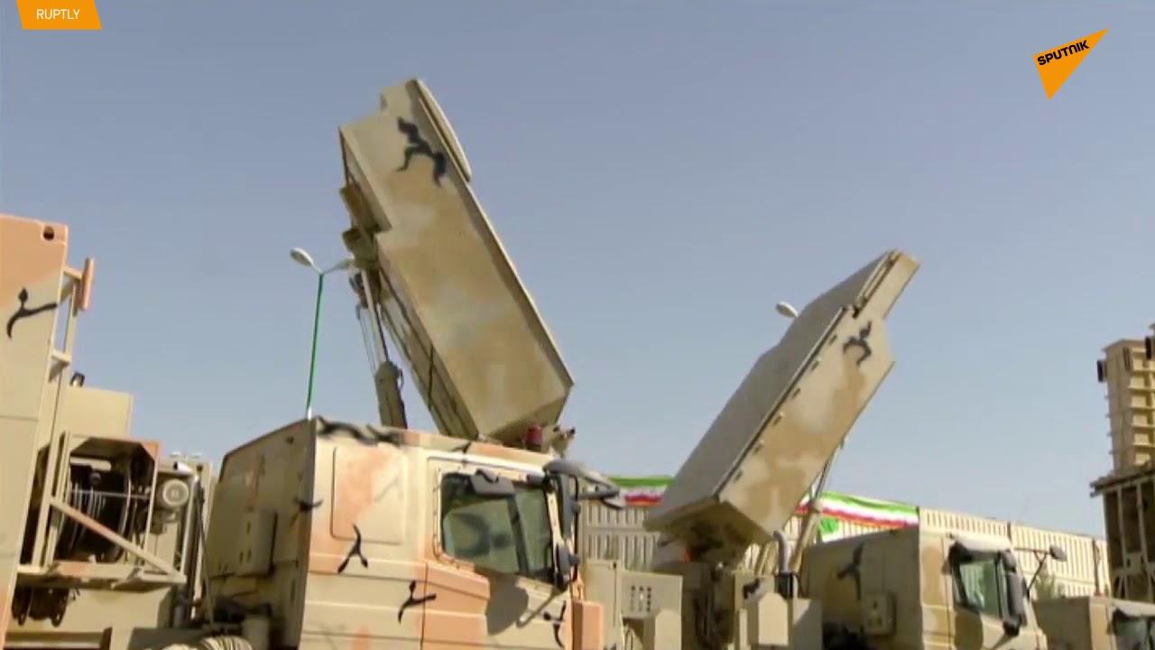 """Video: Íránský prezident prezentoval raketový komplex Bavar-373, který """"je  podobný ruskému S-300"""""""