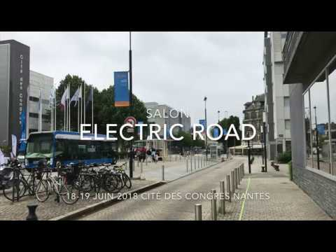 Salon Electric Road - 18 & 19 Juin 2018