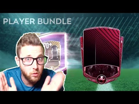 What Does 25 Million Coins Worth Of Player Bundles Get You In FIFA Mobile 20?! 2 Elites In One Pack!