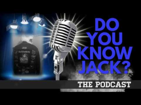 Matt Blais on DO YOU KNOW JACK: THE PODCAST (July 16/2019)