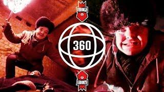 СУПЕР СУС ПОЙМАЛ ХЕЙТЕРА! Разборки в виртуальной реальности • 360 VR Video (#VRKINGS)