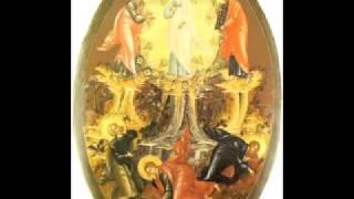 O come let us Worship: Georgian Chant; Vaalam Monastery in Russia. (English)