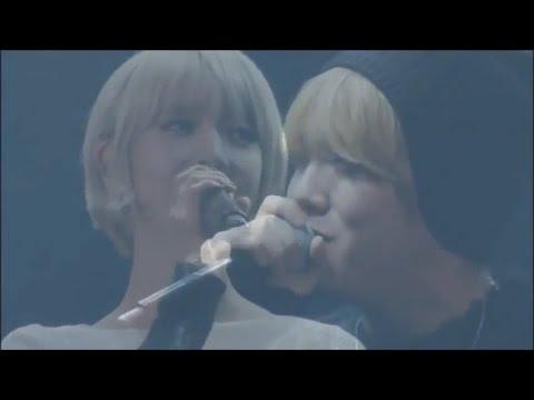 Choa AOA & Lee Hong ki FTISLAND live
