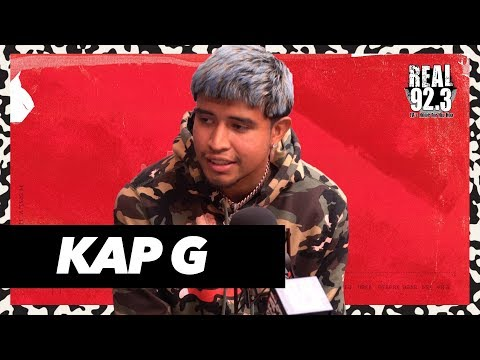 Bootleg Kev - Kap G talks Hispanics in Hip Hop, 'A Day Without A Mexican' + Donald Trump