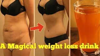 Loss Your Weight Super Fast In 3 Days  - Just Drink This Before Bedtime and Lose Weight Overnight