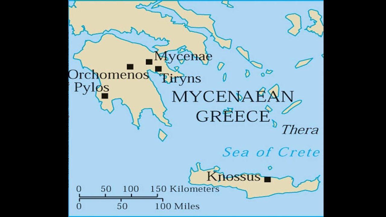 Mycenaean Civilization Youtube