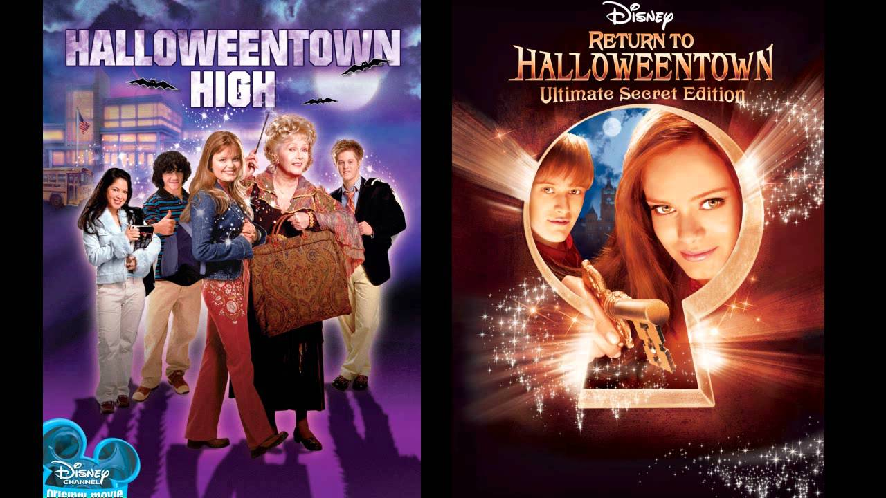 rfta return to halloweentown youtube