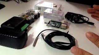 Tutorial brewpi PARTE 1 compra hardware e instalacion software