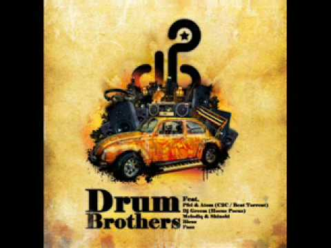 Soul Square (ex Drum Brothers) - New York State Of Mind mp3