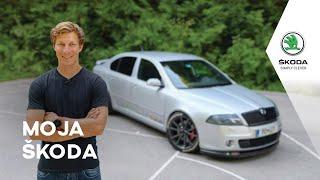Moja ŠKODA: Jurij Tepeš in njegova OCTAVIA