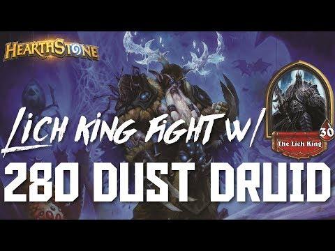 Lich King - Budget Druid 280 Dust (Adventure Deck Spotlight)