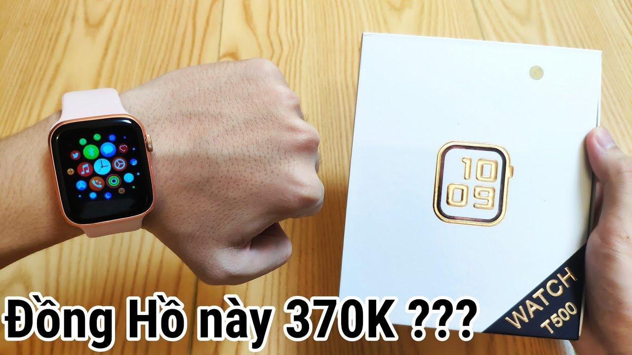SmartWatch T500 giá 370K : Gì cũng Được trừ Pin