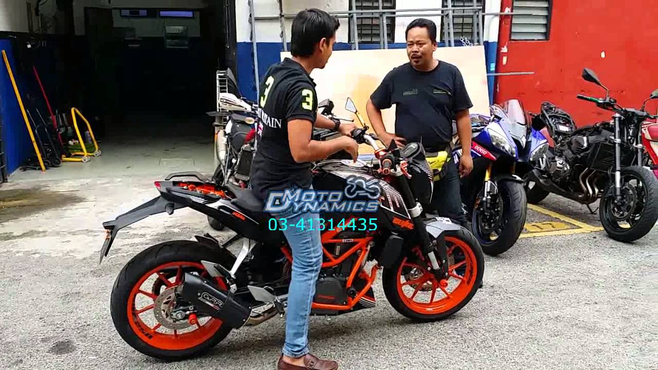 Ktm Rc Review Malaysia