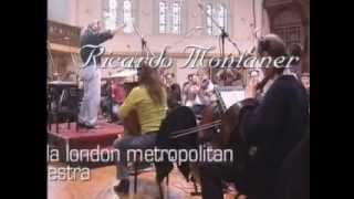 EPK Ricardo Montaner Album London Metropolitan Orchestra