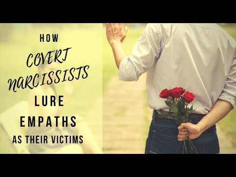 How Covert Narcissist Lure Empaths As Their Victims | Melanie Tonia