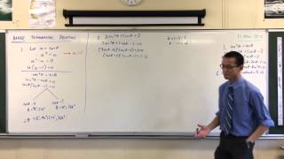 Harder Trigonometric Equations (2 of 3: Messy Solutions)