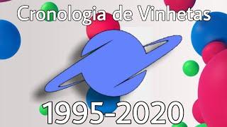 Cronologia de Vinhetas do Amazon Sat (1995 2020)