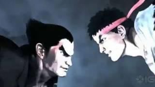Street Fighter X Tekken: Official Story Trailer