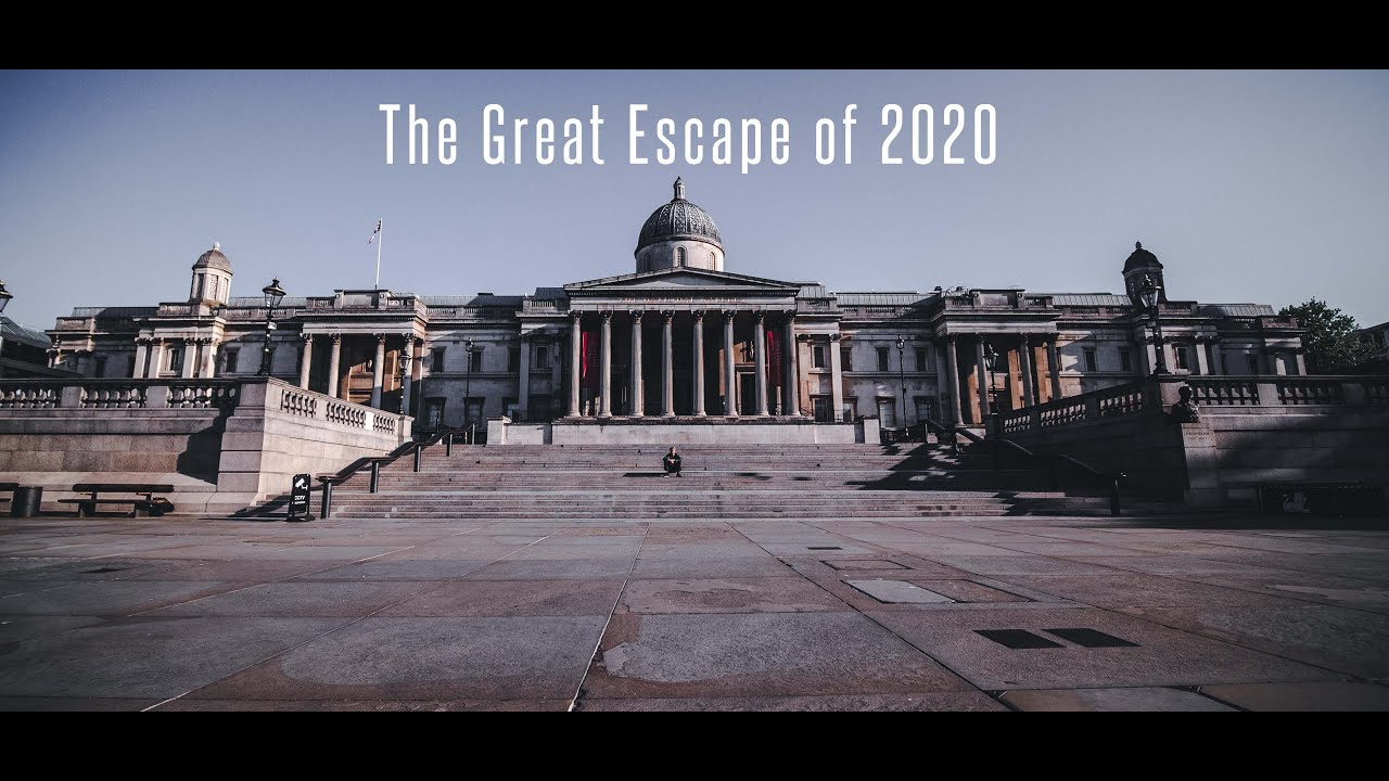The Great Escape of 2020 - My Rode Reel