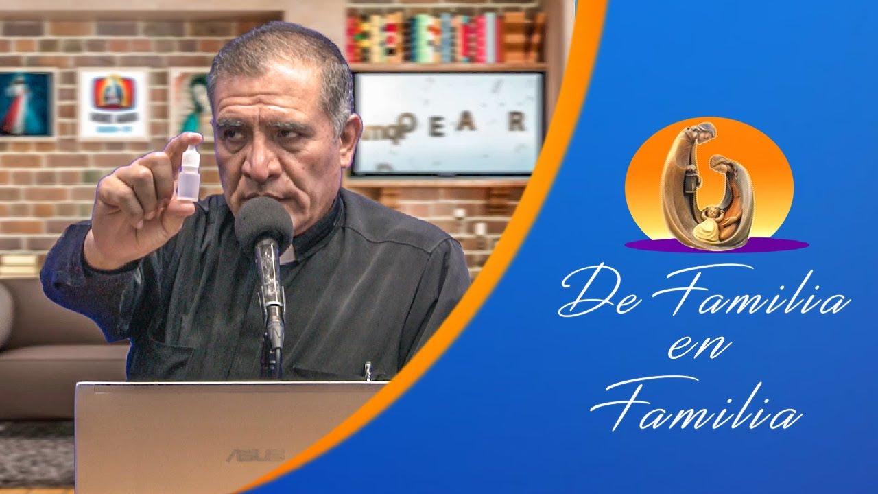 De Familia en Familia│10/08/2020│#PadreRayito MJM.