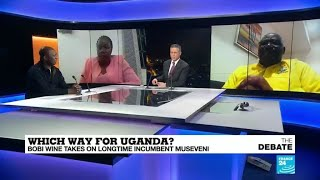 Which way for Uganda? Bobi Wine takes on longtime incumbent Museveni