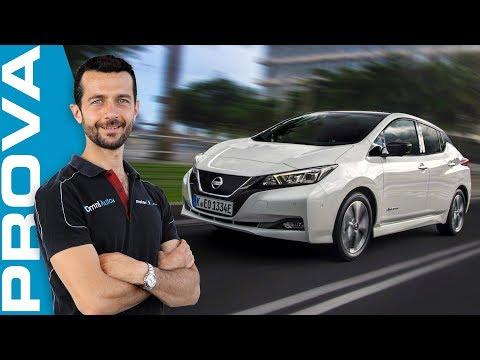 Nuova Nissan Leaf | l'elettrica che minaccia diesel e benzina (o quasi)
