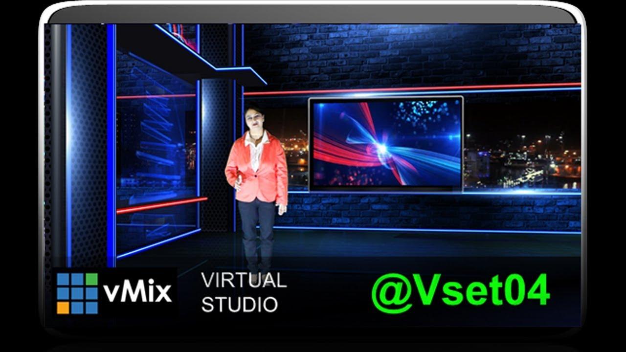 vmix virtualset vset4 by FREE VIRTUAL SET
