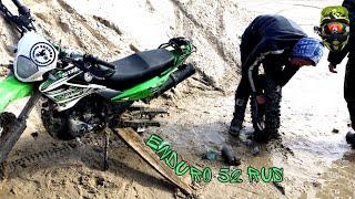 Снег в пустыне. Часть 2. Motoland XR 250.