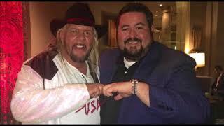 Conrad Thompson On Starrcast, Hulk Hogan, Brutus Beefcake, WWE Network Show, More